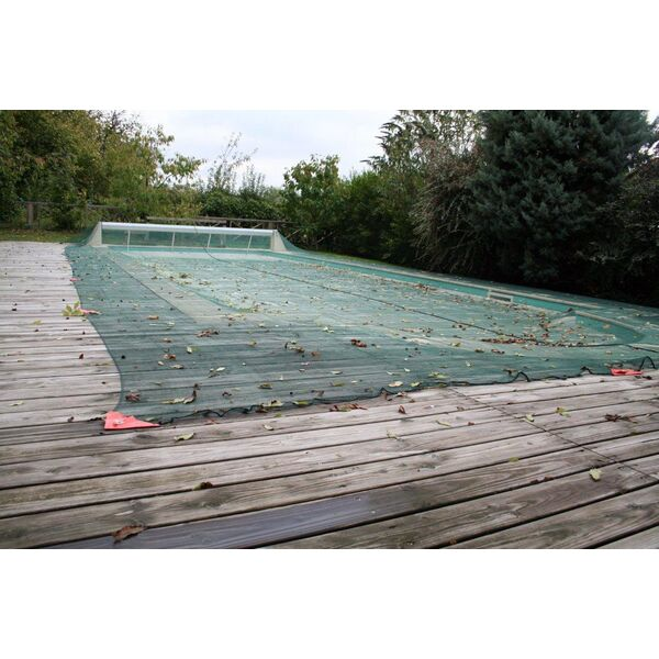 Piscine direct vitrolles pisciniste bouches du rh ne 13 - Filet securite piscine ...