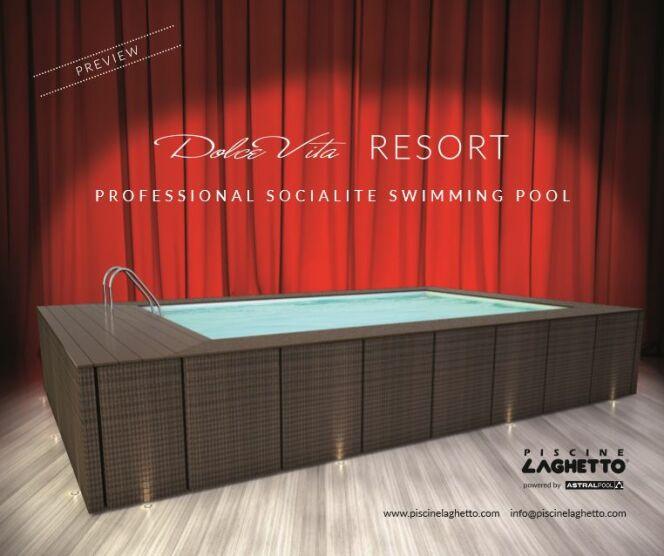 Dolcevita Resort : nouveauté 2017, par Laghetto
