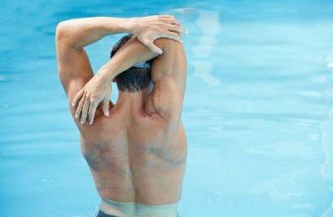 """Dos crawlé et renforcement musculaire<span class=""""normal italic petit"""">© Fotolia</span>"""