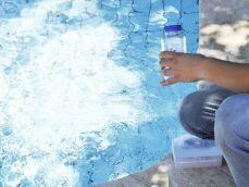 Du sulfate de cuivre pour votre piscine
