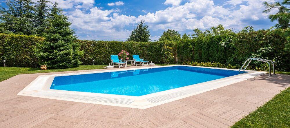 e-Pool, la piscine connectée par Pool Technologie© Elina Todorova - shutterstock.com