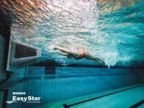 EasyStar: la nage à contre-courant, même pour les plus petites piscines!