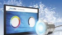 Nouvel éclairage d'ambiance pour la turbine de nage Hydro Star