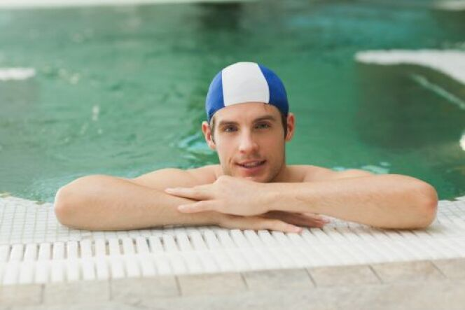 "Educatif natation : les tractions<span class=""normal italic petit"">DR</span>"