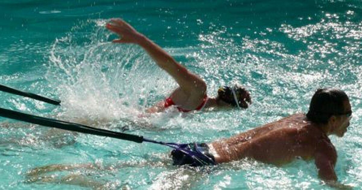 Elastique de natation - Guide-Piscine.fr