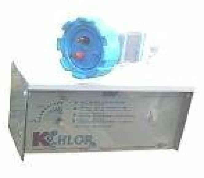 electrolyseur au sel piscine kchlor melfrance. Black Bedroom Furniture Sets. Home Design Ideas