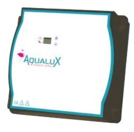 """Electrolyseur au sel piscine Aqualux<span class=""""normal italic petit"""">© Aqualux</span>"""