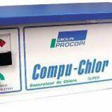 Electrolyseur au sel piscine Compu-Chlor