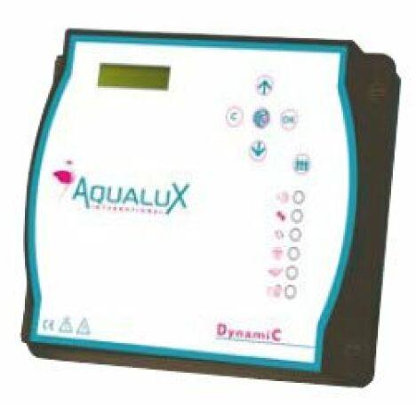 "Electrolyseur au sel piscine Dynamic<span class=""normal italic petit"">© Aqualux</span>"