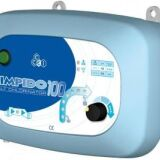 Electrolyseur de sel et régulateur de pH piscine Limpido Duo