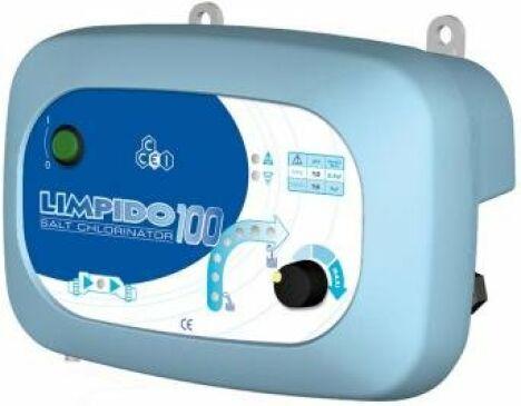 """Electrolyseur de sel et régulation de pH piscine Limpido Duo<span class=""""normal italic petit"""">DR</span>"""