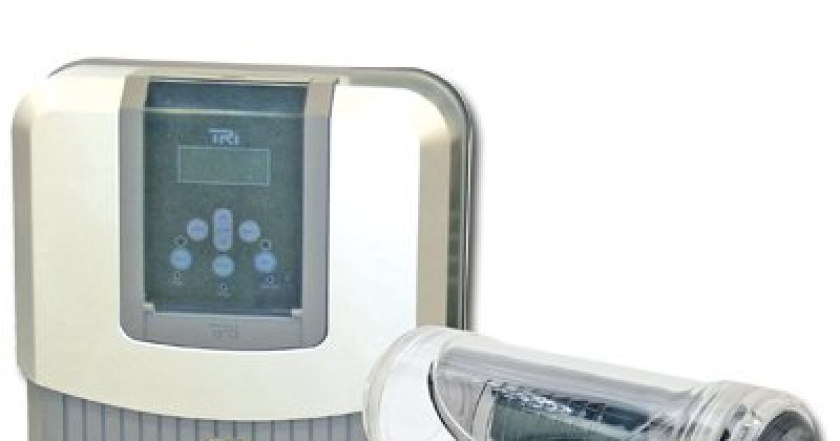 electrolyseur piscine tri 10 zodiac. Black Bedroom Furniture Sets. Home Design Ideas