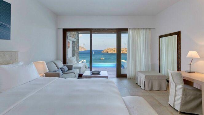Elounda Peninsula All Suites, en Crète
