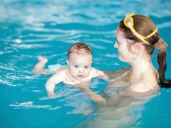Emmener bébé à la piscine : les précautions