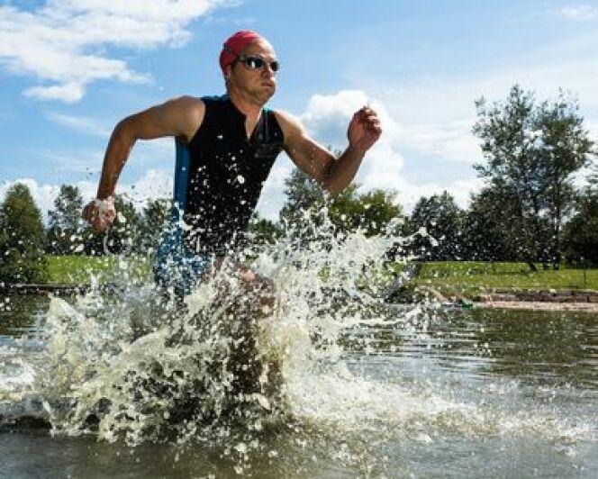 """Entraînement type pour le triathlon<span class=""""normal italic petit"""">© Stefan Schurr - Fotolia.com</span>"""