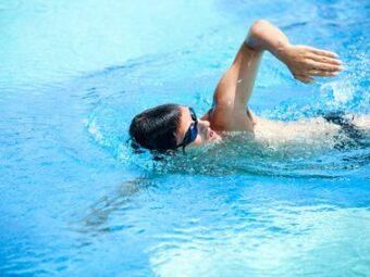 Entraînement type pour les débutants en natation