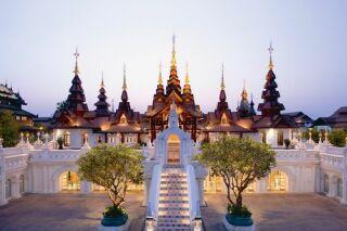 Complexe hôtelier Dhara Dhevi en Thaïlande : luxe et bien-être