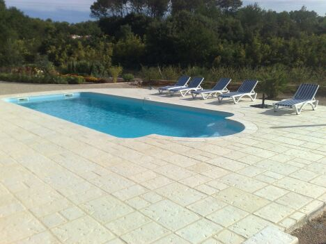 Piscine entreprise bruno vidauban pisciniste var 83 for Construction piscine zone agricole