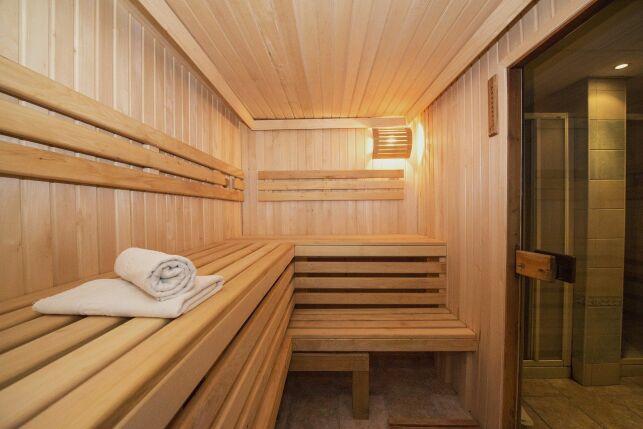 Entretien d'un sauna en bois