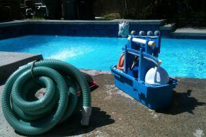 Entretien de la piscine - Sphère Confort
