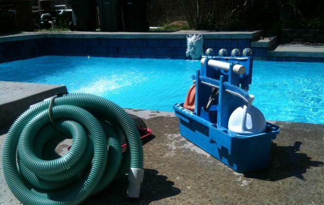 Entretien de la piscine - Sphère Confort © DR