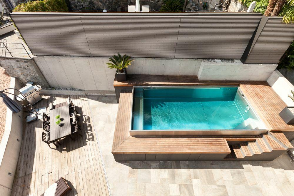 Environnement : des piscines de plus en plus responsables© Alexandre Zveiger - shutterstock.com