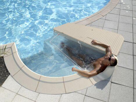 Escaform Premium Balneo System® de Waterair