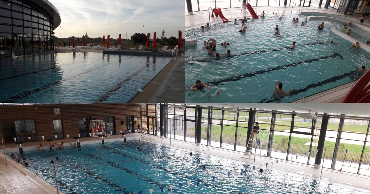 Espace aquatique les bassins du thouet piscine ste for Piscine thouars
