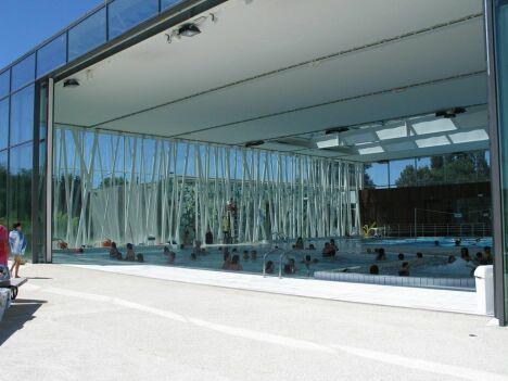 Espace aquatique - Piscine à St Medard en Jalles