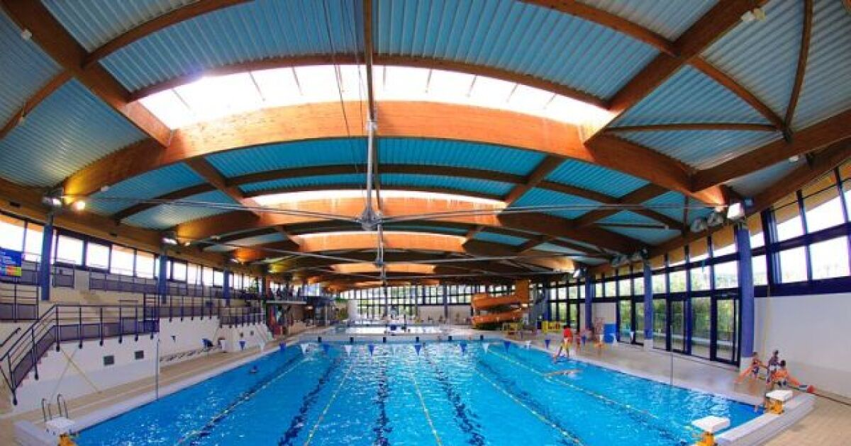 Espace nautique de la grande garenne piscine saint for Piscine de val de reuil