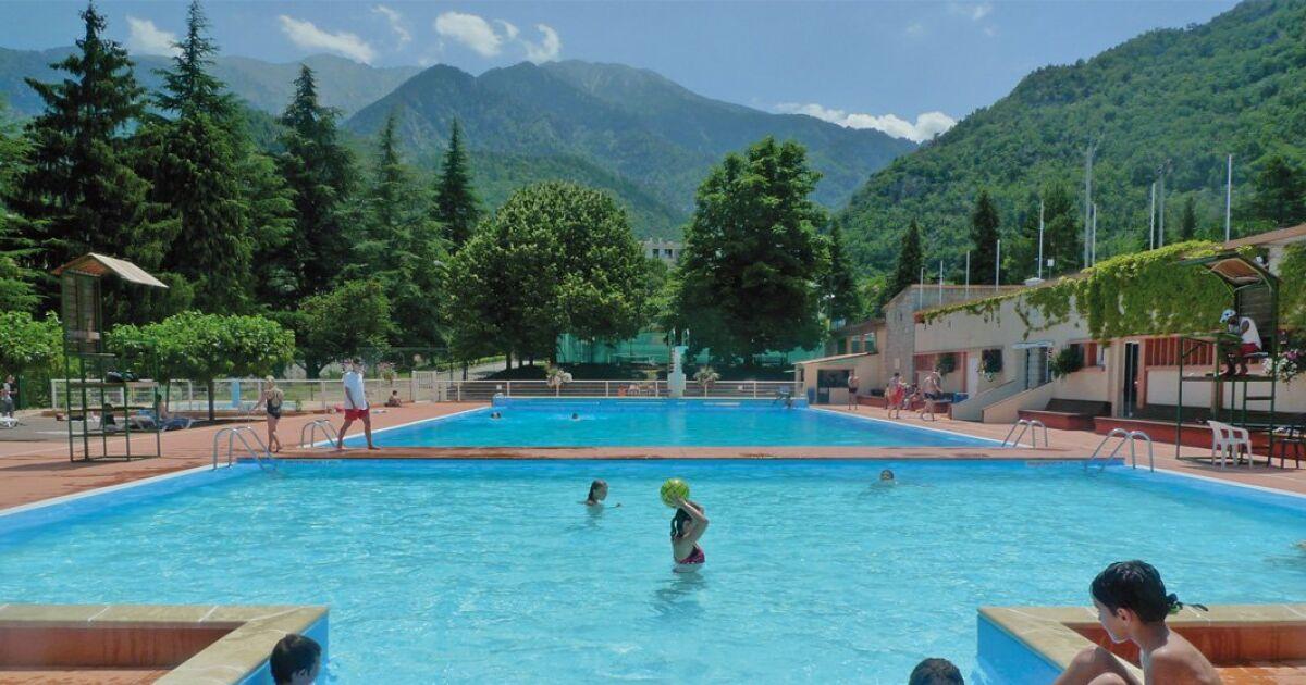 Espace aquatique piscine vernet les bains horaires for Horaire piscine ales