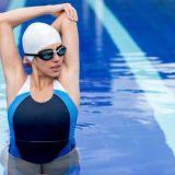 Etape 2 : s'échauffer avant la séance de nage
