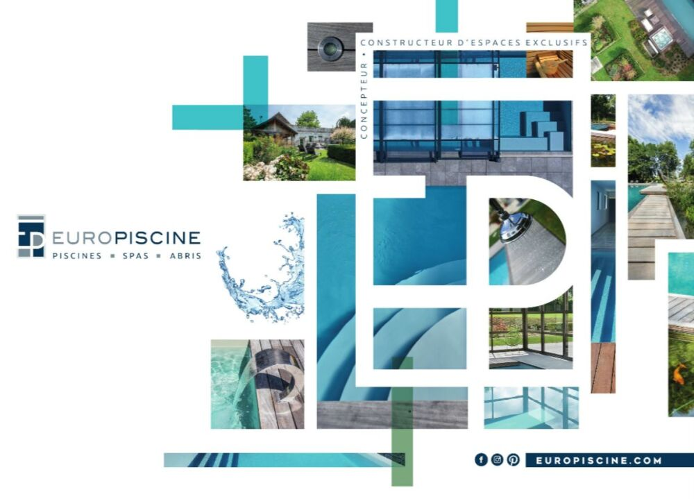 EuroPiscine présente son nouveau catalogue© EuroPiscine