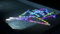 Everblue présente la frite de piscine lumineuse