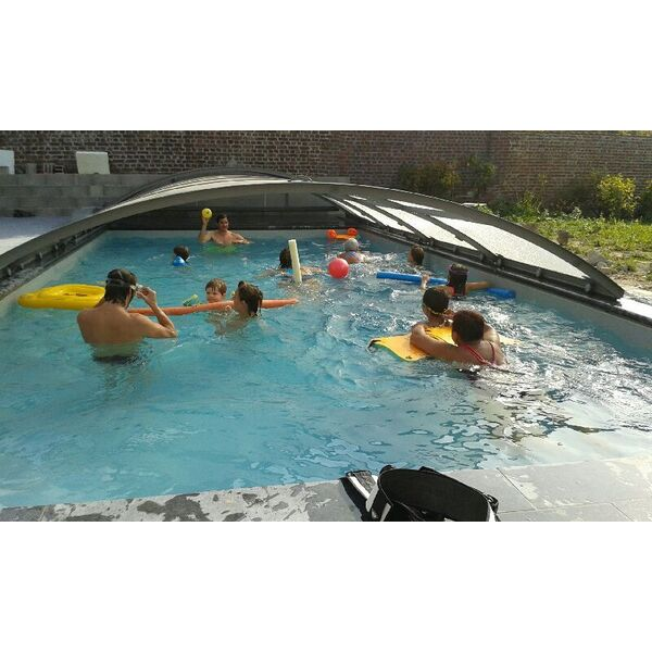 robot piscine caron