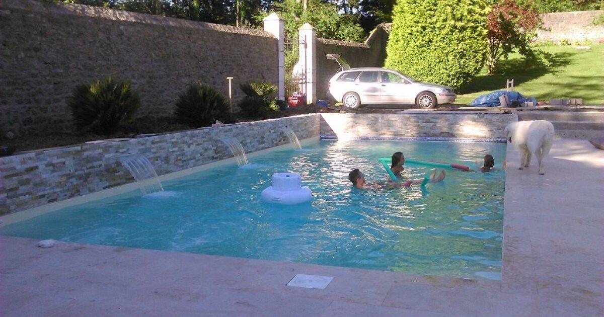 Evidence piscine caron piscines neufmoulin pisciniste for Construction piscine caron