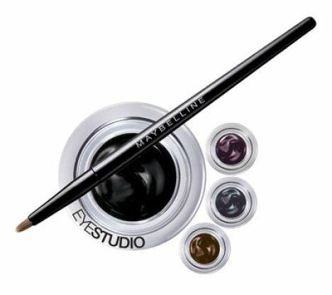 "Eye-liner Lash Studio Lasting Drama de Gemey Maybelline<span class=""normal italic petit"">© Gemey Maybelline</span>"