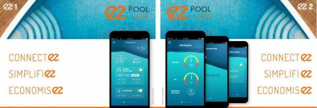 EZ Pool : domotique et automatisation pour piscines
