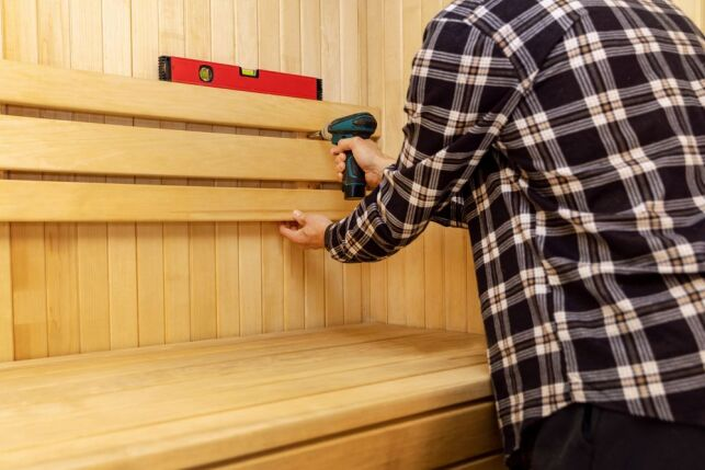 Fabriquer son sauna : bricolage et économies