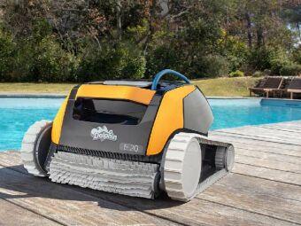 Facilitez l'entretien de votre bassin avec le robot de piscine