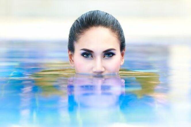"""Pour un regard glamour à la plage et à la piscine<span class=""""normal italic petit"""">© patrick - Fotolia.com</span>"""