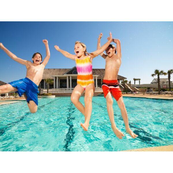 F ter l 39 anniversaire de votre enfant la piscine Piscine la petite amazonie