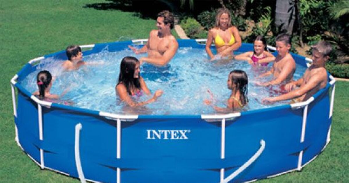 filtration pour piscine intex. Black Bedroom Furniture Sets. Home Design Ideas