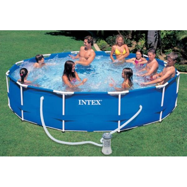 Filtration pour piscine intex for Cabanon pour pompe de piscine
