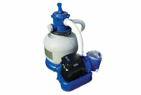 "Filtration à sable piscine<span class=""normal italic petit"">© Intex</span>"