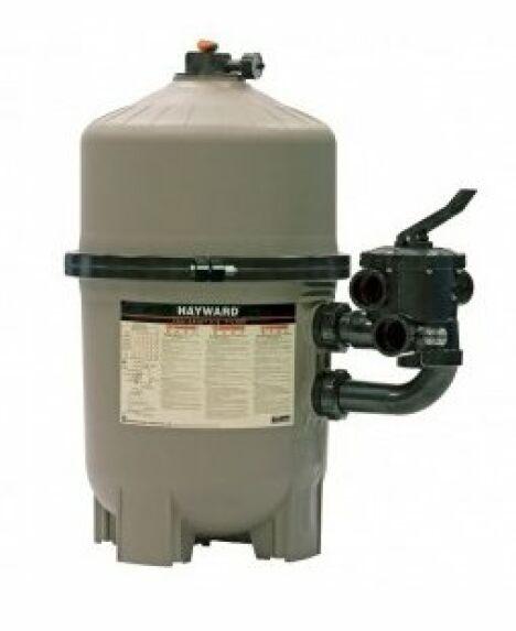 """Le filtre à diatomée Pro Grid est un produit de haute qualité.<span class=""""normal italic petit"""">© Hayward</span>"""