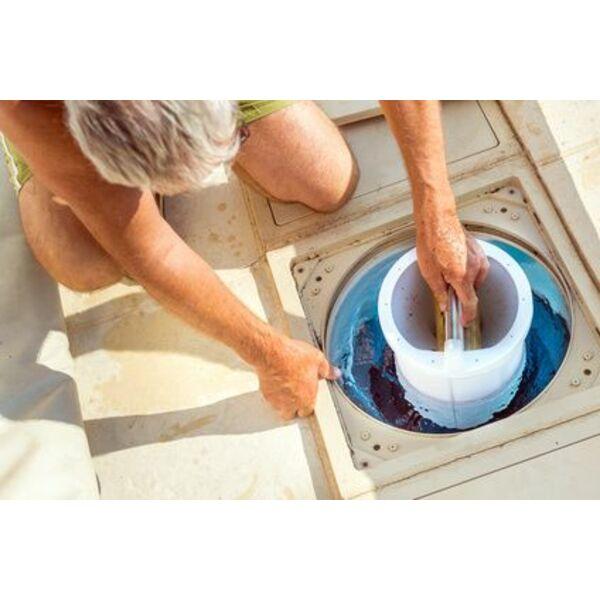 Filtre de piscine jetable - Poche filtrante pour piscine ...