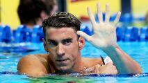 La légende Michael Phelps : C'est fini !