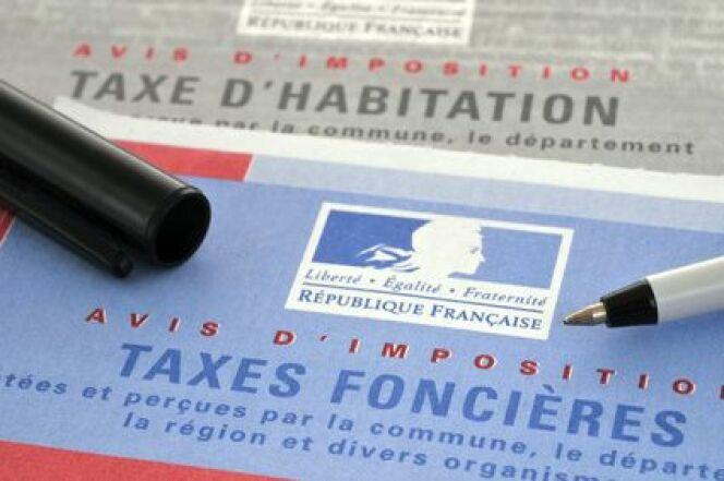 """Fiscalité : piscine et taxe foncière<span class=""""normal italic petit"""">© Richard Villalon - Fotolia.com</span>"""