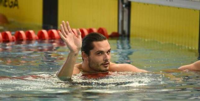 Florent Manaudou victorieux sur 100m